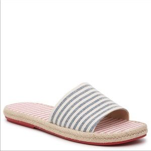 Kelly and Katie Espadrille Sandal Size 8.5 M